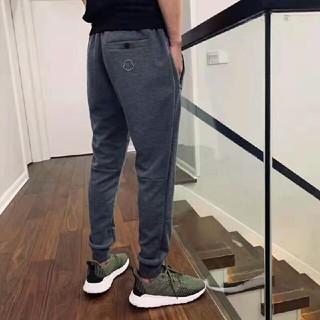 MONCLER - Moncler モンクレール ズボン スラックス ジョガーパンツ