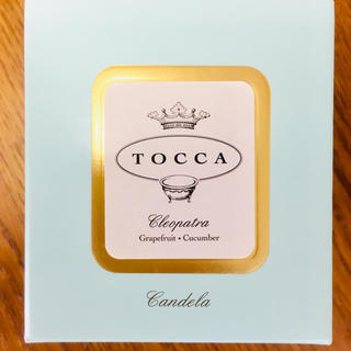 トッカ(TOCCA)のTOCCA アロマキャンドル クレオパトラ 300g(キャンドル)