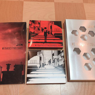 メカクシティアクターズ  CD(ボーカロイド)