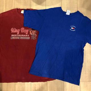 トミー(TOMMY)のTommy and king boy ビンテージTシャツ(Tシャツ/カットソー(半袖/袖なし))