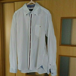 タカキュー(TAKA-Q)のF02 メンズ 春物長袖 M  1枚(シャツ)