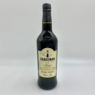 キリン(キリン)の未開封古酒 シェリー サンデマン スーペリア ドライ 750mL 16度(その他)