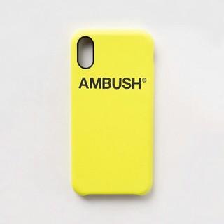 アンブッシュ(AMBUSH)のAMBUSH iPhone XS MAX ケース(iPhoneケース)