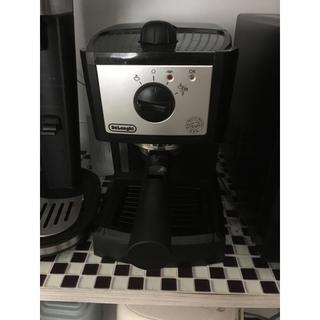 デロンギ(DeLonghi)のデロンギコーヒーマシン(エスプレッソマシン)