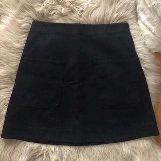 コス(COS)のCOS 台形スカート(ミニスカート)