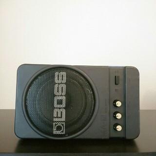 ボス(BOSS)のモニター用マイクロスピーカーBOSS MA-12(スピーカー)