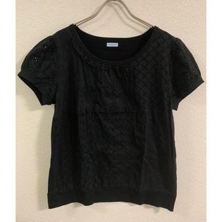 ツモリチサト(TSUMORI CHISATO)のツモリチサト パッチワークTシャツ(Tシャツ(半袖/袖なし))