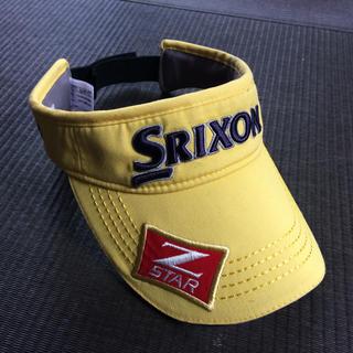 スリクソン(Srixon)のスリクソン サンバイザー ゴルフ(その他)
