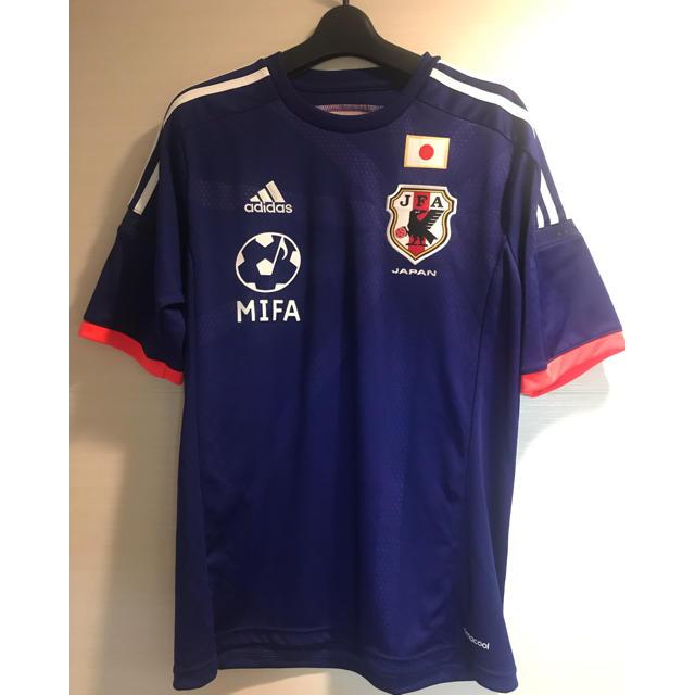 d15b6801eebfe0 adidas(アディダス)のウカスカジー MIFA 日本代表 レプリカ ユニフォーム スポーツ/アウトドアのサッカー