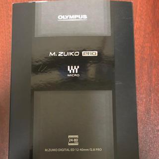 OLYMPUS - OLYMPUS M.ZUIKO ED 12-40mmF2.8PRO