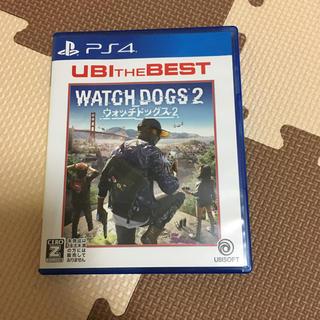 PlayStation4 - PS4ソフト ウォッチドッグス2