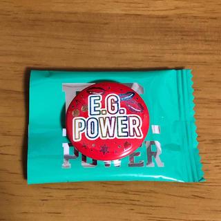 イーガールズ(E-girls)のE.G.POWER 缶バッジ(ミュージシャン)