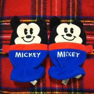 ディズニー(Disney)のディズニーリゾート ミッキーマウス ミトン(手袋)
