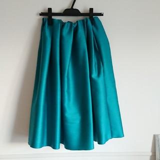 デミルクスビームス(Demi-Luxe BEAMS)のDemi-Luxe BEAMSスカート(ひざ丈スカート)