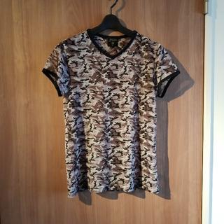 ジャンポールゴルチエ(Jean-Paul GAULTIER)のJean Paul GAULTIER ジャンポール・ゴルチエ グレー迷彩シャツ (Tシャツ/カットソー(半袖/袖なし))