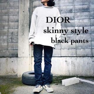 ディオール(Dior)の▼ made in Italy Dior denim pants ▼(デニム/ジーンズ)