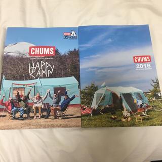 チャムス(CHUMS)のチャムス chums カタログ(その他)