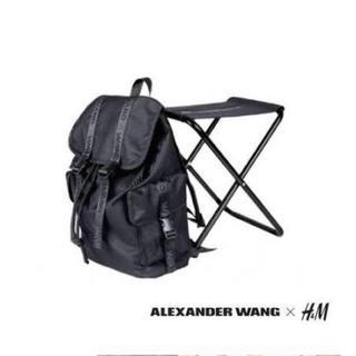 アレキサンダーワン(Alexander Wang)のAlexander Wang × H&M 限定30個バックパック(バッグパック/リュック)