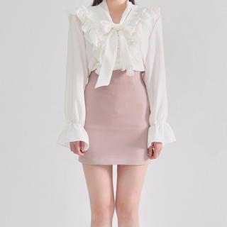 チュー(CHU XXX)のchuu パーフェクトラインスカート(ミニスカート)