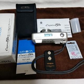 コニカミノルタ(KONICA MINOLTA)のミノルタカメラ Capios150s(フィルムカメラ)