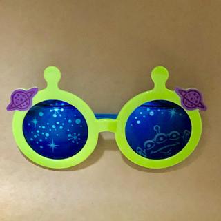 ディズニー(Disney)のディズニー リトルグリーンメン サングラス(サングラス/メガネ)