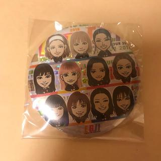 イーガールズ(E-girls)のE.G.11 75mm缶バッジ(ミュージシャン)