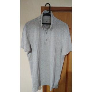 ARMANI EXCHANGE - アルマーニエクスチェンジ 半袖ポロシャツ