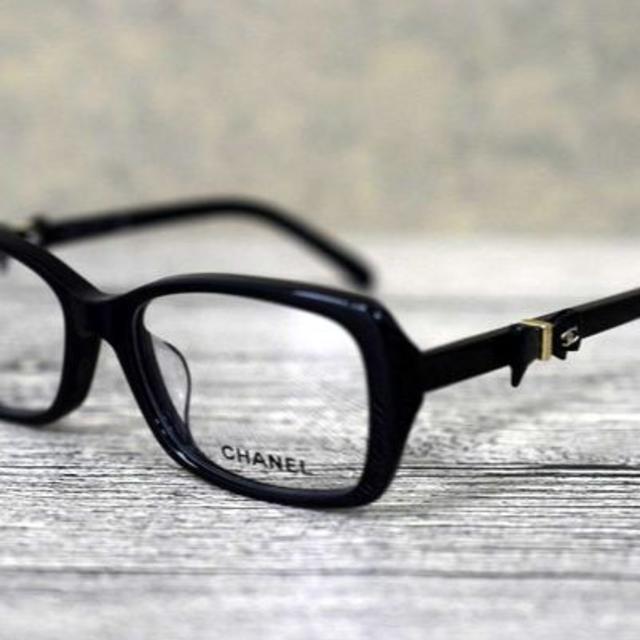 5b512c259b8d8c CHANEL(シャネル)のシャネル CHANEL 3248 メガネ フレーム サングラス ブラックリボン レディースのファッション