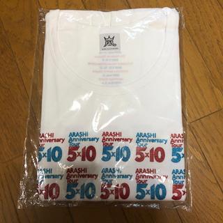 嵐 - 5×10コンTシャツ