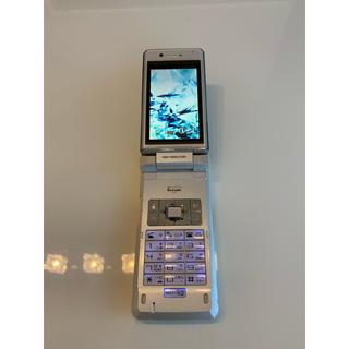 エヌティティドコモ(NTTdocomo)のdocomo ガラケー❗️FOMA SH903i(携帯電話本体)