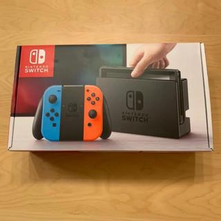 Nintendo Switch - Nintendo Switch Joy-Con ネオン ニンテンドー 新品未使用