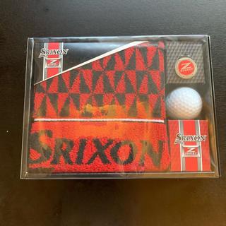 スリクソン(Srixon)のスリクソン ボール・マーカー・タオル(その他)