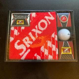 スリクソン(Srixon)のスリクソン ボール・マーカー・タオルセット(その他)