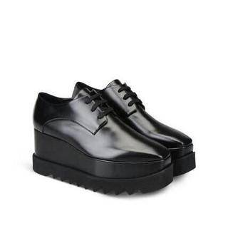 ステラマッカートニー(Stella McCartney)のステラマッカートニー エリスシューズ 黒(ローファー/革靴)