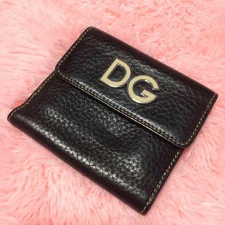 ディーアンドジー(D&G)のD&G 折りたたみ財布(折り財布)