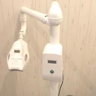 業務用ホワイトニングマシン シャリオン ホワイトLED55w(その他)