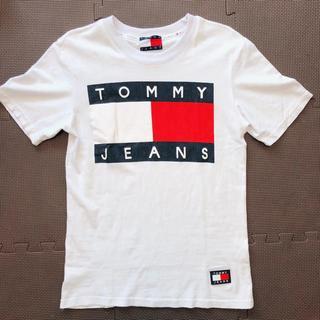 TOMMY HILFIGER - トミーヒルフィガー Tシャツ 半袖 メンズ トップス ユニセックス クルーネック