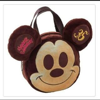 Disney - ディズニー35周年 ミッキーパン スーベニア ランチケース