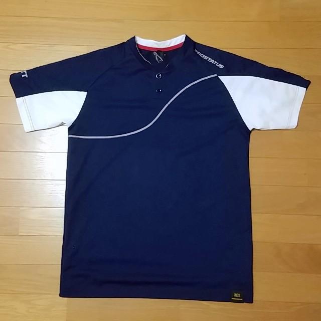 ZETT(ゼット)のベースボールTシャツ(ZETTプロステイタス) スポーツ/アウトドアの野球(ウェア)の商品写真