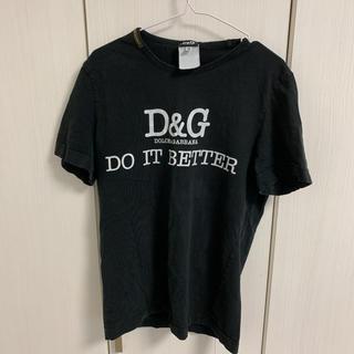 ディーアンドジー(D&G)のD&G  Tシャツ(Tシャツ/カットソー(半袖/袖なし))