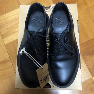 ドクターマーチン(Dr.Martens)の新品!Dr. Martens MONO3ホール(ローファー/革靴)