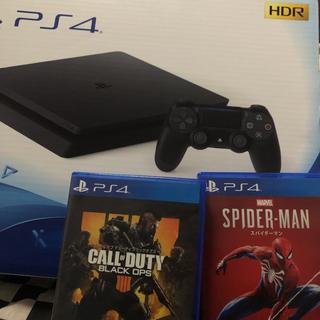 PlayStation4 - PlayStation4 スパイダーマンbo4セット