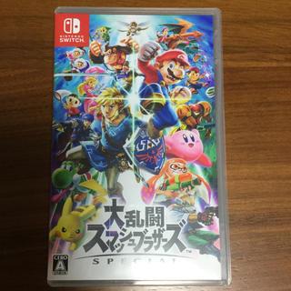 Nintendo Switch - スイッチ ソフト 大乱闘スマッシュブラザーズ スペシャル