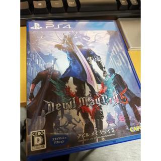 デビルメイクライ5 PS4 プロダクトキー付き