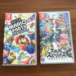 Nintendo Switch - スイッチ ソフト スーパーマリオパーティ