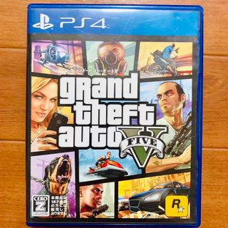PlayStation4 - 動作確認済み!超大人気!グラセフ5!