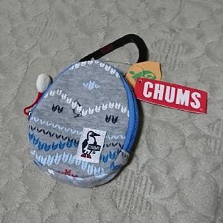 チャムス(CHUMS)の【新品】CHUMS チャムス キー コインケース カラビナ付(コインケース/小銭入れ)