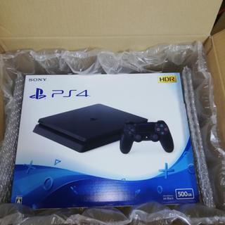 新品 PlayStation4  500GB CUH-2200AB01
