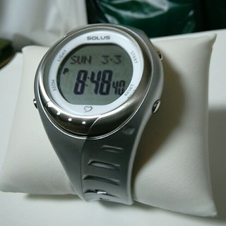 ソーラス(SOLUS)のSOLUS スポーツウオッチ(腕時計(デジタル))