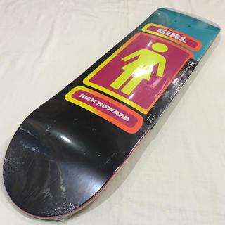 ガール(GIRL)のスケボー デッキ ガール GIRL 新品未使用 7.87 送料込み(スケートボード)